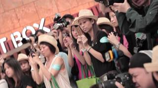 Jipi Japa Samba Party Event 2012